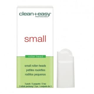 Clean & easy face roller small (Clean & easy face roller small 3 st)